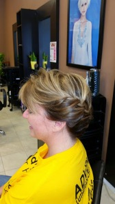 braid with highlights